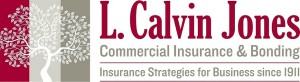 L Calvin Jones logo