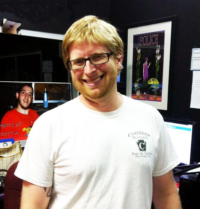 DJ Devlyn Carlson II