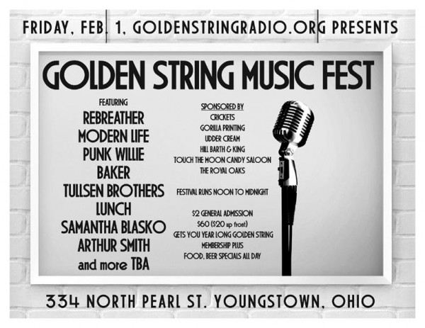 1st Ever Golden String Music Fest