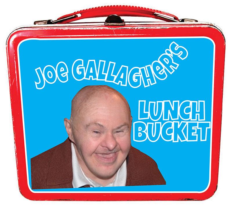 Joe Gallagher's Lunch Bucket