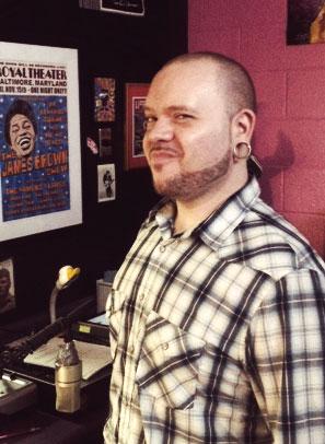 DJ Jason Murphy